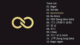 INFINITE – TOP SEED (Full Album)