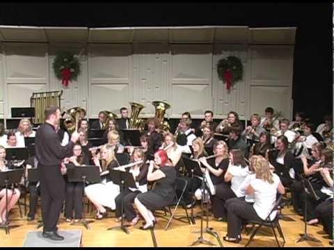 An American Christmas - Robert W. Smith - Pine City High School Concert Band