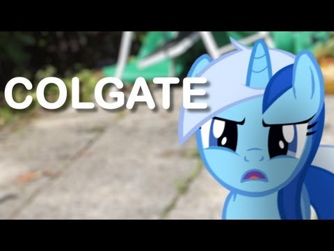 colgate - Today I show you why you should always pick Colgate when it comes to a difficult decision! Have a pony suggestion? Post it in the Comments, or Contact me via...
