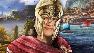 SPARTAAAAA! - Assassin's Creed Odyssey