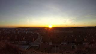 Rivas-Vaciamadrid Spain  city photos : Sunset Spain, Rivas Vaciamadrid, Time lapse