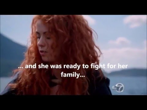 The Story of Merida (2/2) - Brave and OUAT