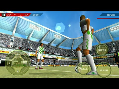 REAL FOOTBALL 2018 Russia HD Graphics (Offline)