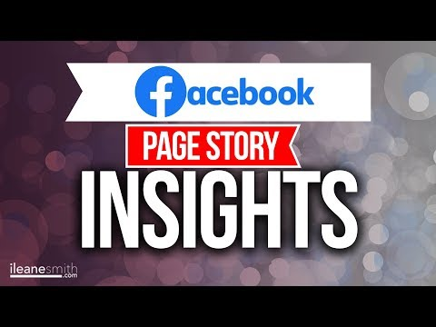 Watch 'How to Get Facebook Insights for Swipe Up Actions on Your Stories '