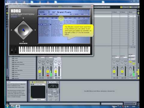How to play Deep House Soulful and Classic House Piano Chords Ableton Logic Cuebase