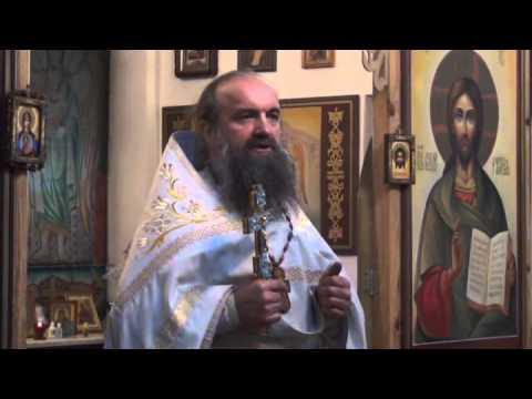 Воскресная проповедь  20140216 (видео)