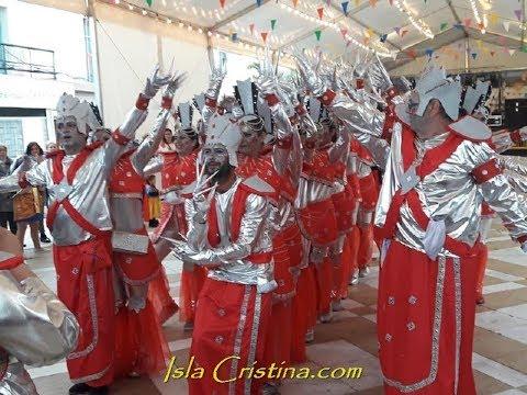 Concurso Disfraces Callejeros Martes de Carnaval Isla Cristina 2019