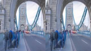 London Timescapes Trailer 3D HD SBS