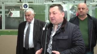 "Візит Олександра Гереги на ДП ""Новатор"""