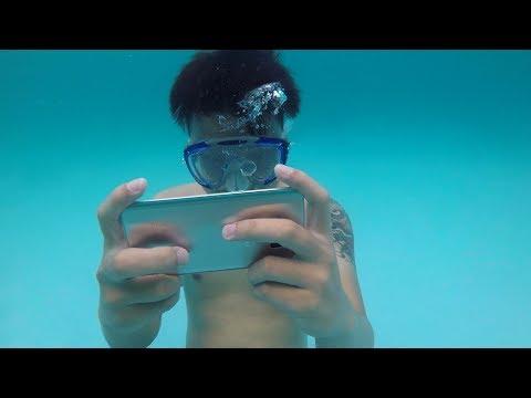 NTN - 4K Thử Chơi Game Dưới Nước ( Play Game Underwater ) (видео)