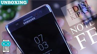 Video Unboxing Samsung Galaxy Note FE (Fan Edition) - Hasil Belanja 11/11 nih, Cuma 7-jutaan! MP3, 3GP, MP4, WEBM, AVI, FLV November 2017