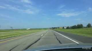 Road Trip Time Lapse: Day 6 - Bismarck, ND to Butte, MT