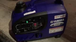9. Yamaha EF1000is