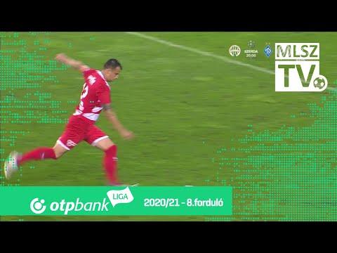 Mirko Ivanovski (DVTK - PAFC, 8. forduló)
