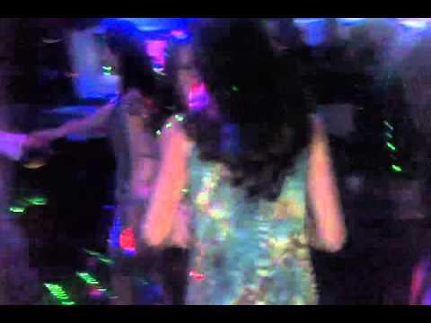 Cytherea dances with Sheridan Love