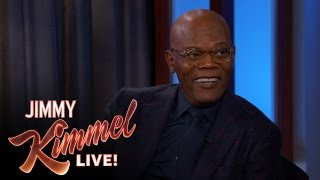Samuel L. Jackson on I Am Not Your Negro Documentary