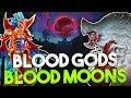 Elune & Y'Shaarj, G'huun & Hakkar's Blood Moon! + Azeroth A Hidden Star?