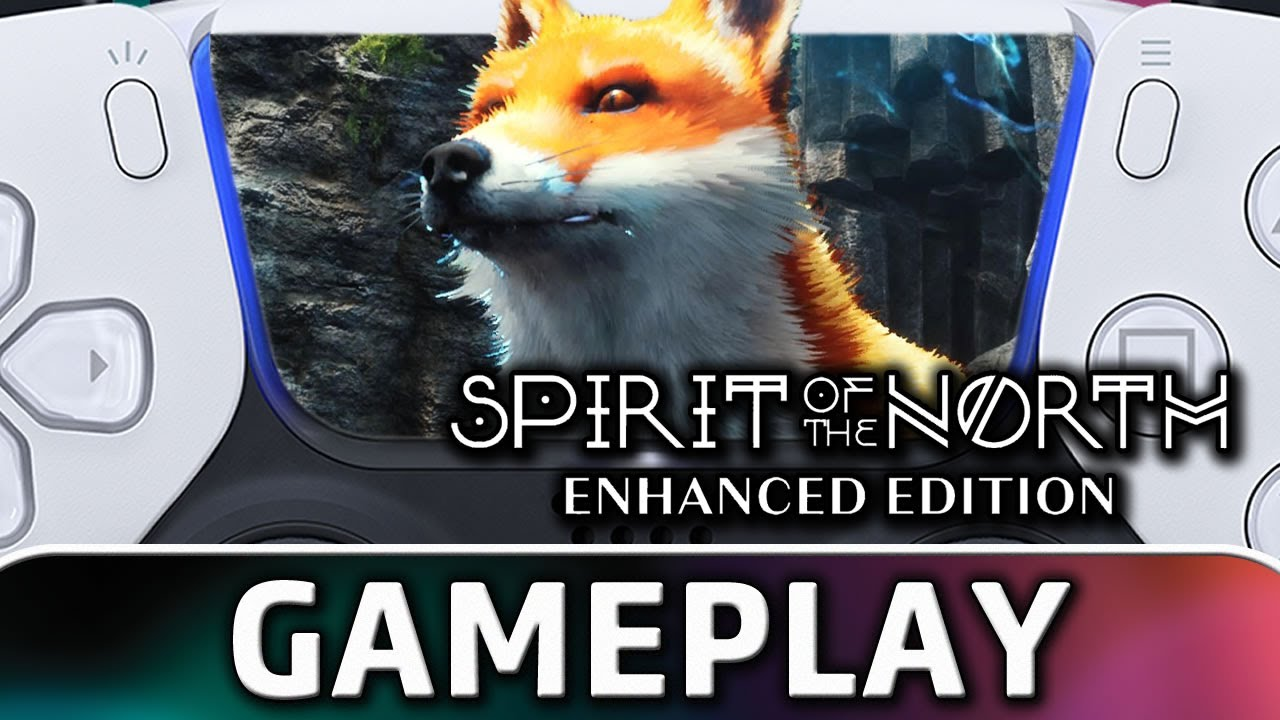 Spirit of the North: Enhanced Edition   PS5 4K Gameplay