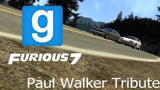 Nonton Furious 7 Ending in Gmod (Tribute To Paul Walker) Film Subtitle Indonesia Streaming Movie Download