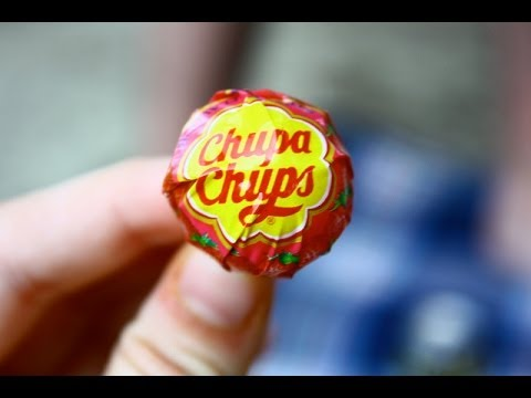 Quickly Open Chupa Chups