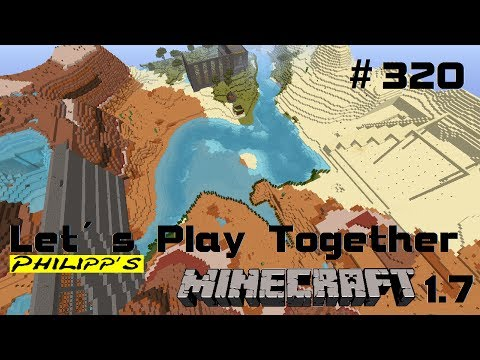 MINECRAFT #320 ► Let´s Play Together Minecraft: Ukraine und Tätowierungen [DEUTSCH] [HD]