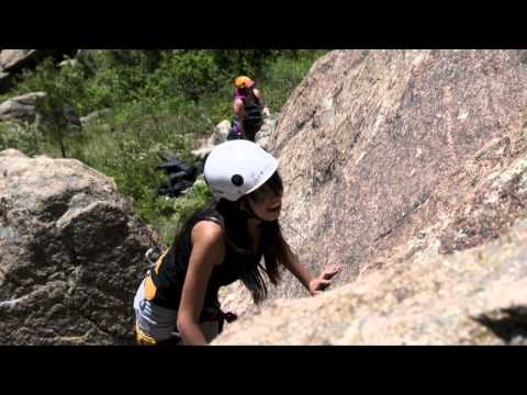 Climb on! First Ascenders Climbing Program for Urban Teens