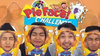 Video PIE FACE CHALLENGE INDONESIA with Ria Ricis MP3, 3GP, MP4, WEBM, AVI, FLV November 2017