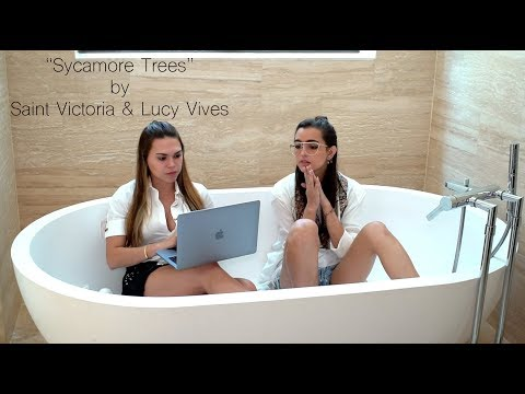 Sycamore Trees - Cover By Saint Victoria & Lucy Vives