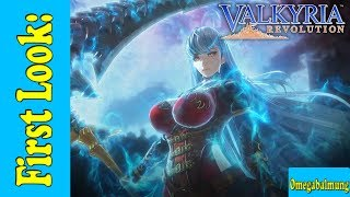 Here's my first look for Valkyria Revolution on the Playstation 4.Subscribe If you like my videos: http://www.youtube.com/user/Omegabalmung99?feature=mheeYou can also catch me on Twitch!https://www.twitch.tv/omegabalmung -- Watch live at https://www.twitch.tv/omegabalmung -- Watch live at https://www.twitch.tv/omegabalmung