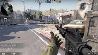 Counter-Strike Global Offensive videosu