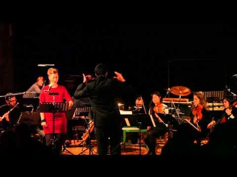 Cancíon del Ciego (2013), Santiago Diez-Fischer / ensemble soundinitiative