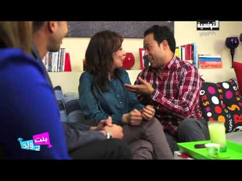 Bent Walad 2 - Episode 7 Part 2/2 - 2 بنت ولد
