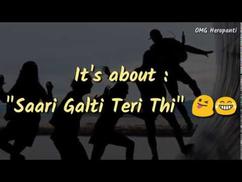Quotes on friendship - Friendship is not about Sorry  FRIENDSHIP DAY Whatsapp status video  Happy Friendship Day 2018