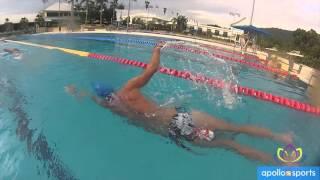 Swim training @ Thanyapura