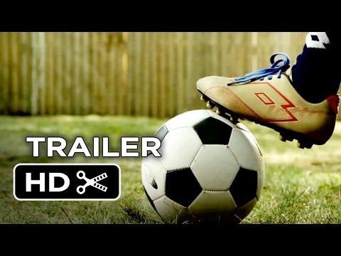 Golden Shoes Official Trailer (2014) - John Rhys-Davies, Soccer Movie HD