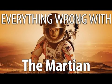 Everything Wrong With The Martian With Dr Neil deGrasse