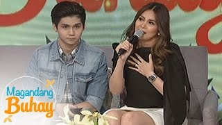 Video Magandang Buhay: How did Ryle's stepfather get his approval? MP3, 3GP, MP4, WEBM, AVI, FLV Agustus 2018