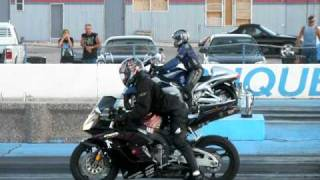 1. racing 2004 honda cbr1000rr versus hayabusa
