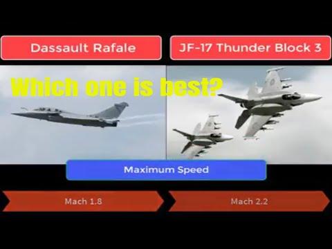Pakistan JF-17 Thunder Block3 Vs...