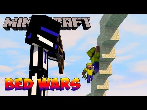 Выше облаков - Minecraft Bed wars #122