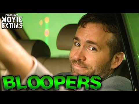 The Hitman's Bodyguard Bloopers & Gag Reel (2017)