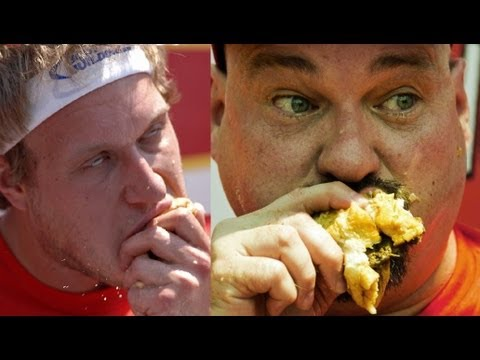 contest - In 2012 I Four PETE-ed the July 4th Independence Day Z-Burger Eating Championship. I was going to go back this year to defend my title, but complications at ...
