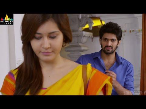 Oohalu Gusagusalade Movie Drama & Dialogues   Naga Shaurya, Rashi Khanna   Sri Balaji Video