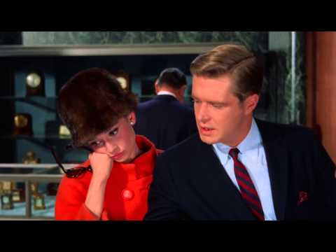 Breakfast at Tiffany's - Trying Things They've Never Done Before (12) - Audrey Hepburn