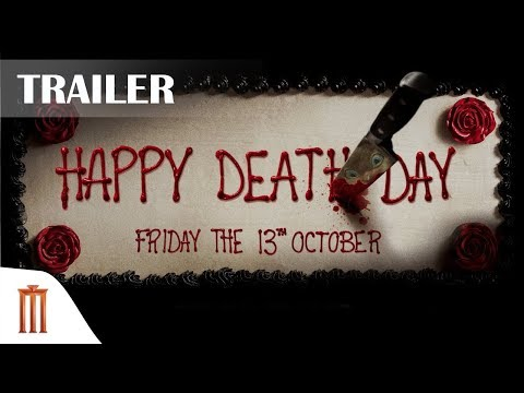 Happy Death Day - Official Trailer [ตัวอย่างซํบไทย]  Major Group