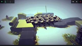 bomber - Besiege alpha