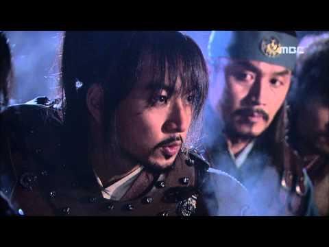 [고구려 사극판타지] 주몽 Jumong 부분노의 거짓 정보로 패배하는 대소