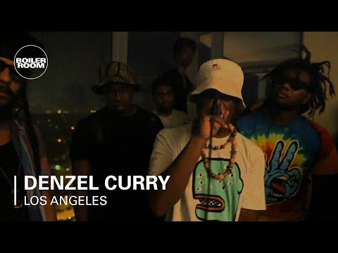 denzel - N64 - Denzel Curry live at Boiler Room Rap Life Miami.