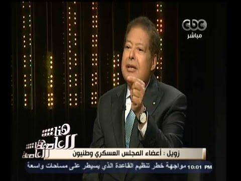 بالفيديو.. زويل:  هذا رأيي في الدكتور مرسي