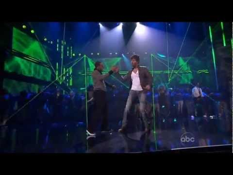 'Tonight' Ft. Ludacris [LIVE] @ AMA 2011 - ENRIQUE IGLESIAS